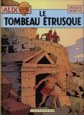 Alix -8e2013- Le Tombeau étrusque