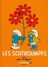 Les schtroumpfs - L'Intégrale -1- 1958 - 1966