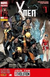 X-Men (Marvel France 4e série) -1- Une nouvelle révolution