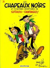 Spirou et Fantasio -3f85- Les chapeaux noirs