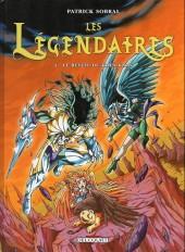 Les légendaires -4a2009- Le réveil du kréa-kaos