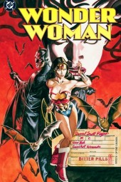 Wonder Woman (1987) -INT- Bitter Rivals