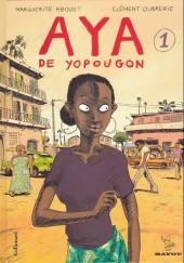 Aya de Yopougon -1b- Volume 1
