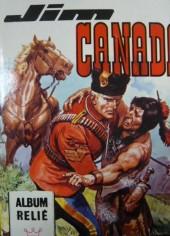 Jim Canada -Rec060- Album Relié N°60 (du n°290 au n°293)