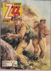 Z33 agent secret -68- La dernière valse