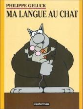 Le chat -6a95- Ma langue au Chat