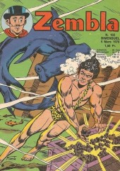 Zembla -102- Les perles du Samantha