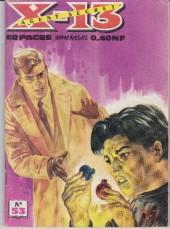 X-13 agent secret -53- Menace dans la jungle