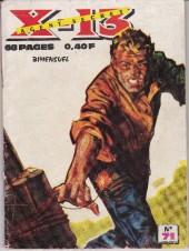 X-13 agent secret -71- Prisonnier volontaire