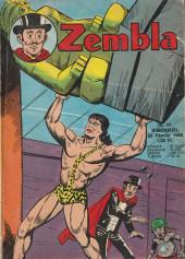 Zembla -77- Le trésor des ikanous