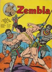 Zembla -76- Tête de serpent