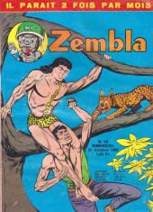 Zembla -69- Les deux idoles