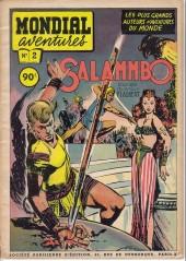 Mondial aventures -2- Salammbo