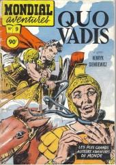 Mondial aventures -9- Quo vadis
