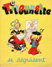 Titounet et Titounette -22- Titounet et Titounette se déguisent