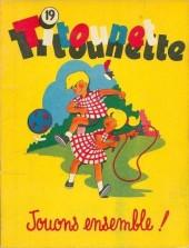 Titounet et Titounette -19- Jouons ensemble...
