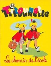 Titounet et Titounette -26- Le chemin de l'école