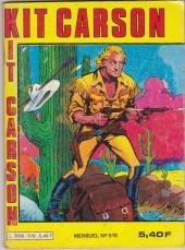 Kit Carson -519- Affaire militaire