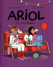Ariol (2e Série) -8- Les trois baudets