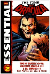 Essential Tomb of Dracula (2003)