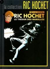 Ric Hochet - La collection (Hachette) -72- Le trésor des Marolles