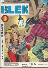 Blek (Les albums du Grand) -413- Numéro 413