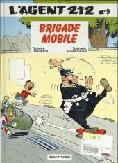 L'agent 212 -9a1998- Brigade mobile