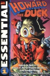 Essential: Howard the Duck (2002) -INT01- Volume 1