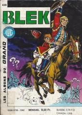 Blek (Les albums du Grand) -439- Numéro 439