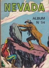 Nevada (LUG) -REC54- Album N°54 (du n°347 au n°350)