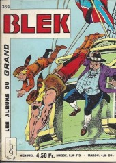 Blek (Les albums du Grand) -369- Numéro 369