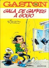 Gaston -R1b80- Gala de gaffes à gogo