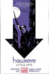 Hawkeye (2012) -INT02- Little Hits