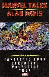 Marvel Tales by Alan Davis (2012) -INT- Marvel Tales by Alan Davis
