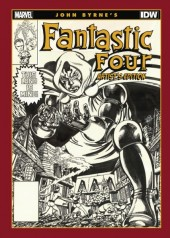 Fantastic Four (1961) -INT- John Byrne's The Fantastic Four: Artist's Edition