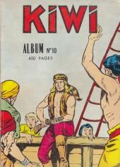 Kiwi -Rec010- Album N°10 (du n°74 au n°77)