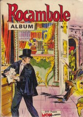 Rocambole -REC1- Album n°1 (du n°1 au n°6)