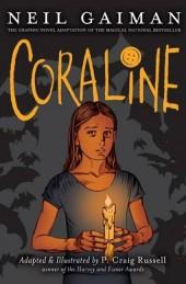 Coraline (2008) -GN- Coraline