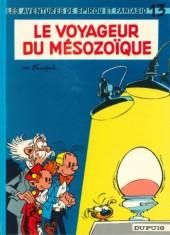 Spirou et Fantasio -13g06- Le voyageur du mésozoïque