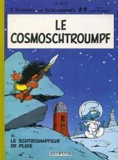 Les schtroumpfs -6b82- Le cosmoschtroumpf