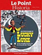 Lucky Luke -HS06a- Les personnages de Lucky Luke et la véritable histoire de la conquête de l'ouest