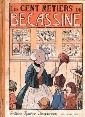 Bécassine -7b27- Les cent métiers de bécassine