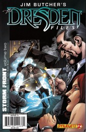 Jim Butcher's The Dresden Files: Storm Front: Volume Two (2009)