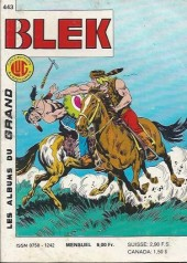 Blek (Les albums du Grand) -443- Numéro 443