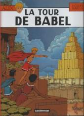 Alix -16c2011- La tour de Babel