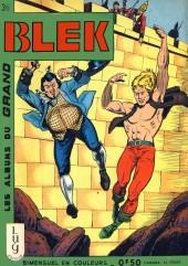 Blek (Les albums du Grand) -36- Numéro 36