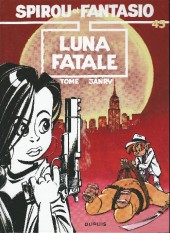 Spirou et Fantasio -45b2011- Luna fatale