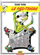 Lucky Luke -33Ind1- Le Pied-Tendre