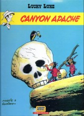 Lucky Luke -37Ind- Canyon apache