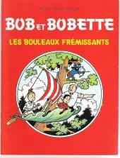 Bob et Bobette (Publicitaire) -Hermes- Les bouleaux frémissants
